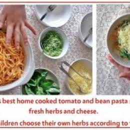 Montessori preschool near you  healthy eating