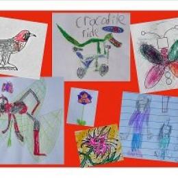 Preschool near you in Pretoria East art lessons