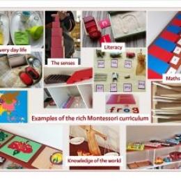 Montessori preschool near you