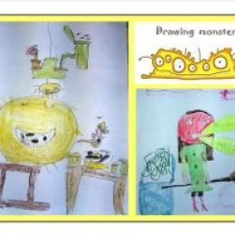Preschool near you in Pretoria East  art classes