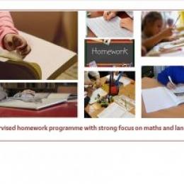 Preschool near you aftercare homework programme